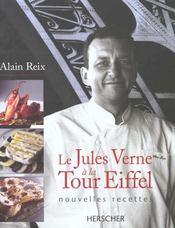 Le Jules Verne A La Tour Eiffel - Intérieur - Format classique