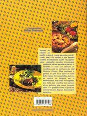 Aimer la cuisine de Provence - 4ème de couverture - Format classique