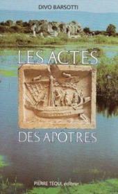 Les Actes Des Apotres - Couverture - Format classique