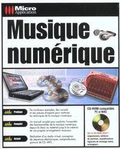 Musique numerique - Intérieur - Format classique
