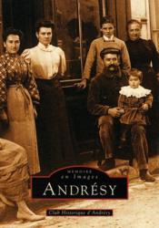 Andrésy - Couverture - Format classique