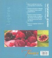 Recettes Legeres - 4ème de couverture - Format classique