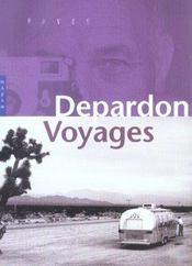 Depardon voyages - Intérieur - Format classique