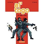 Al togo t.2 ; midi-zuid - Couverture - Format classique