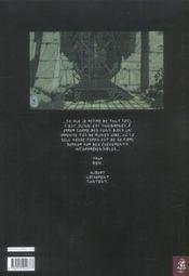 Ascensions t.1 ; la structure-monde - 4ème de couverture - Format classique