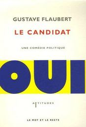 Le candidat - Couverture - Format classique