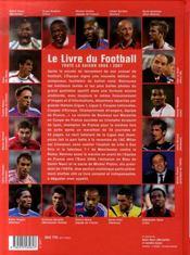 Football 2007 - 4ème de couverture - Format classique