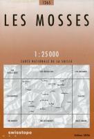 Les Mosses - Couverture - Format classique