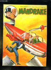 Mandrake N° 447 De Aout 1979. - Couverture - Format classique