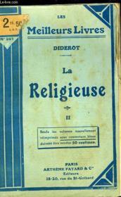 La Religieuse - Tome 2 - Couverture - Format classique