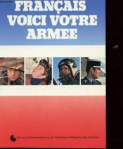 Francais Voici Votre Armee - Couverture - Format classique