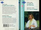 La Quete Du Dr Gail Terry Suivi De Un Coeur En Danger (Child Of Her Heart - Long Hot Summer) - Couverture - Format classique