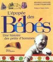 L'Epopee Des Bebes - Intérieur - Format classique