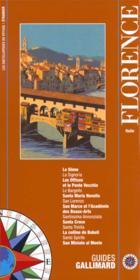 Florence(Le Dome, Eglise Santa Maria Novella, Galerie Des Offic - Couverture - Format classique