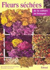 Fleurs sechees ou la culture au bouquet - Intérieur - Format classique