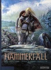 Hammerfall t.1 ; la peine du serpent - Intérieur - Format classique