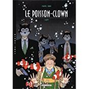Le poisson-clown t.1 ; happy - Couverture - Format classique