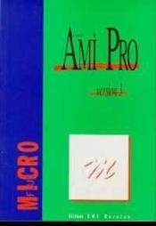 Vente livre :  Amipro version 3  - Collectif