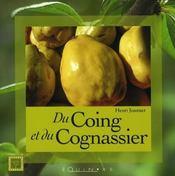 Du coing et du cognassier - Intérieur - Format classique