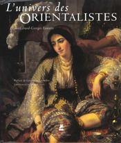 L'univers des orientalistes - Intérieur - Format classique