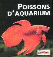 Poissons D'Aquarium - Intérieur - Format classique