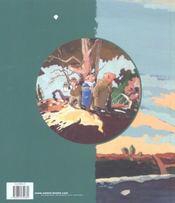 Les 3 petits cochons - 4ème de couverture - Format classique