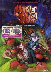 Monster allergy ; t.11 et t.12 - Intérieur - Format classique