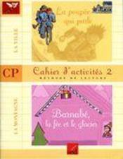 Libellule ; Lecture ; Cp ; Cahier T.2 ; Lot De 5 Ex - Couverture - Format classique