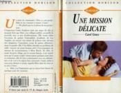 Une Mission Delicate - Almost A Husband - Couverture - Format classique