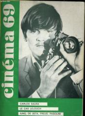 Cinema 69 N° 135 - Carlos Saura - Le Cas Lelouch - Jung, De Seta, Freud, Pasolini - Couverture - Format classique