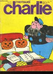 Mensuel Charlie N°133 - Couverture - Format classique