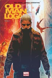 Old Man Logan all-new all-different T.1  - Jeff Lemire - Andrea Sorrentino