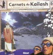 Carnets du kailash - Couverture - Format classique