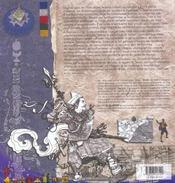 Carnets du kailash - 4ème de couverture - Format classique