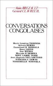 Conversations congolaises - Couverture - Format classique