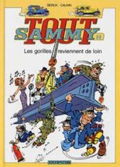 Tout Sammy t.8 ; les Gorilles reviennent de loin - Couverture - Format classique