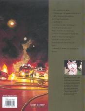 L'enrage t.2 - 4ème de couverture - Format classique