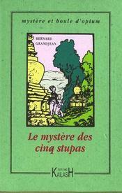 Le Mystere Des Cinq Stupas - Intérieur - Format classique