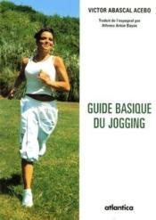 Guide basique du jogging - Couverture - Format classique