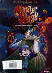 Monster allergy ; t.13 et t.14 - 4ème de couverture - Format classique