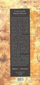 La Passion Selon Saint Matthieu - 4ème de couverture - Format classique
