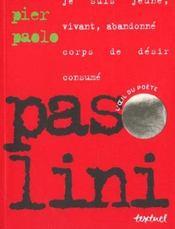 Pasolini - Intérieur - Format classique