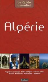 Le guide essentiel : Algérie - Couverture - Format classique