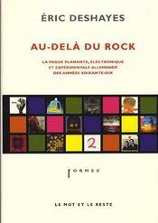 Au-delà du rock - Couverture - Format classique