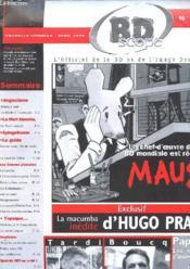 Bdscope N°12 - Maus - Couverture - Format classique