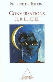 Conversations Sur Le Ciel - Intérieur - Format classique