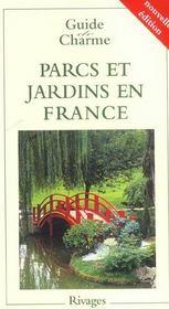 Parcs et jardins en france - Intérieur - Format classique