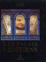 Les palais vénitiens - Intérieur - Format classique