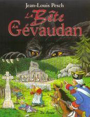 La bête du Gévaudan - Intérieur - Format classique