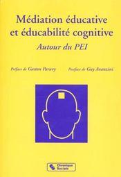 Mediation Educative Et Educabilite Cognitive (La) - Intérieur - Format classique